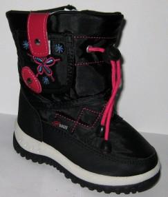 Зимняя обувь черный