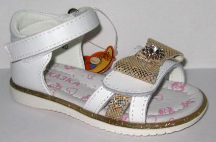 Летняя обувь 0085золото
