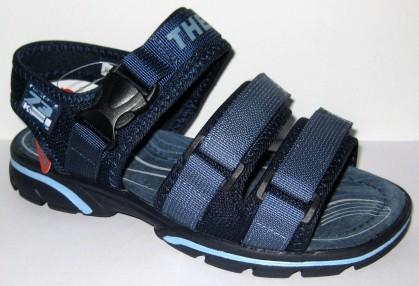 Летняя обувь 1105 син