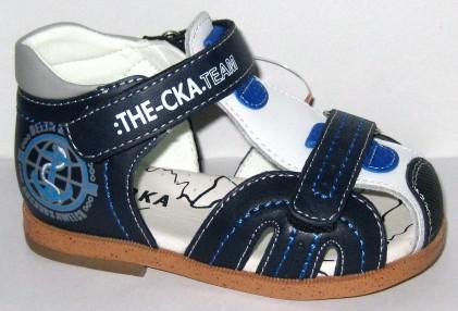 Летняя обувь 0055 син