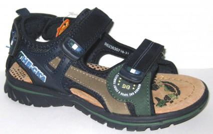 Летняя обувь 0716 син