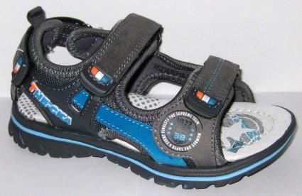 Летняя обувь 0716 сер
